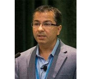 Kapil Bharti, PhD headshot