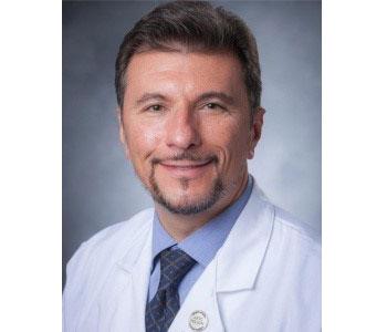 Alex Iannaccone, MD, MS, FARVO headshot
