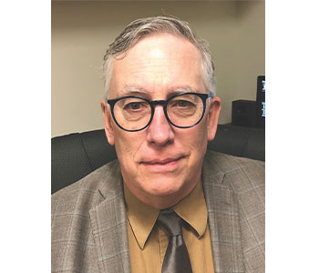 John Oster headshot