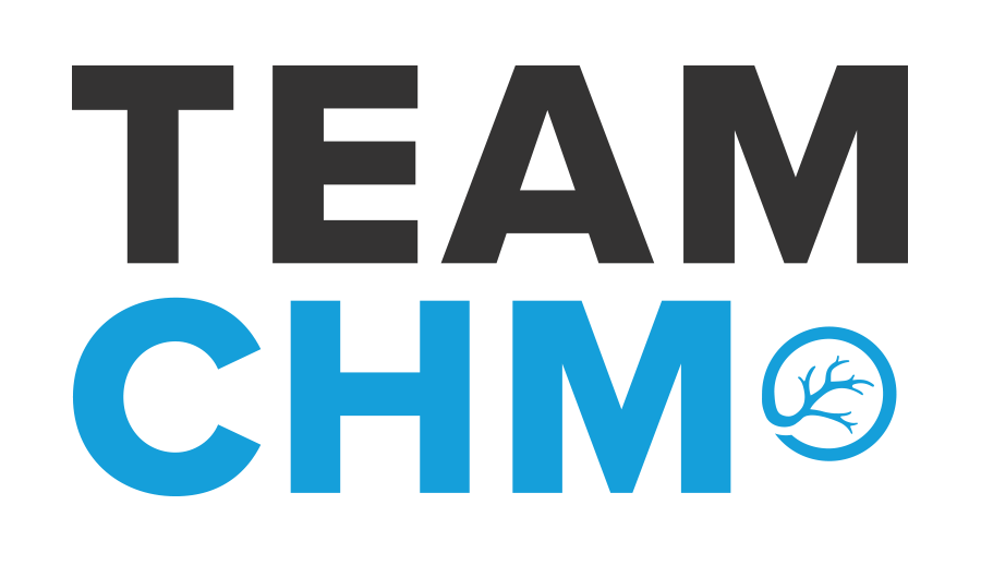 Team CHM logo block