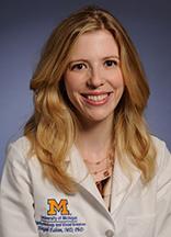 Dr. Abigail Fahim, MD, PhD Mugshot