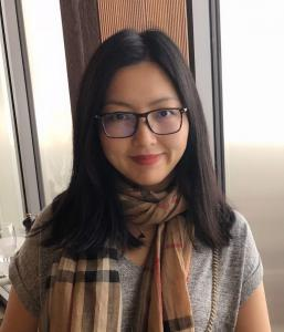 Yi (Fay) Zhai, MD, PhD Mugshot
